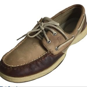 Sperry Tops Sider Women's Bluefish Boar Shoes 8.5